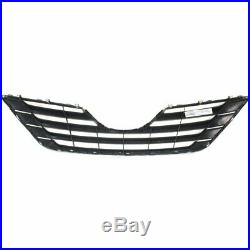 Bumper Cover Kit For 2007-2009 Toyota Camry Front For Japan Built Models 2pc