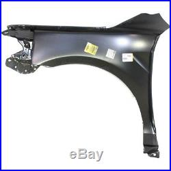 Bumper Cover Kit For 2007-2009 Toyota Camry Front Models Made In USA 2pc