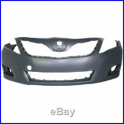 Bumper Cover Kit For 2010-2011 Camry Front Fits Models Made In Japan 2pc CAPA
