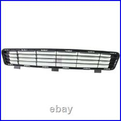 Bumper Cover Kit For 2010-2011 Toyota Camry Front 2pc with Bumper Grille