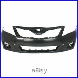 Bumper Cover Kit For 2010-2011 Toyota Camry Front Fits Models Made In USA 3pc