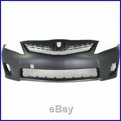Bumper Cover Kit For 2010-2011 Toyota Camry Front For Japan Built Models
