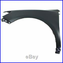 Bumper Cover Kit For 2012-2014 Toyota Camry 3pc