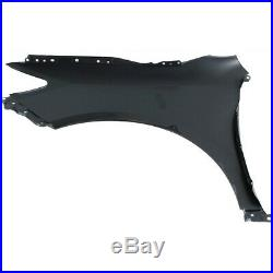 Bumper Cover Kit For 2012-2014 Toyota Camry Primed 2pc