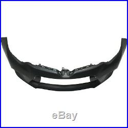 Bumper Cover Kit For 2014-16 Corolla S Special Edition Models Front CAPA 2pcs