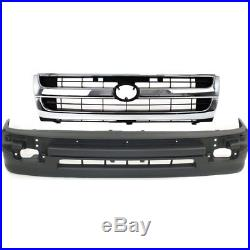 Bumper Cover Kit For 98-2000 Tacoma RWD (2WD) Models With Cover Trim