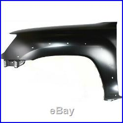 Bumper Kit For 2005-2011 Toyota Tacoma Base and PreRunner Model Front CAPA 3Pc