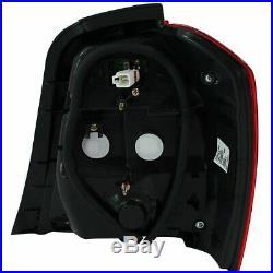 Bumper Kit For 2006-2007 Toyota Highlander Hybrid Model Rear 3Pc