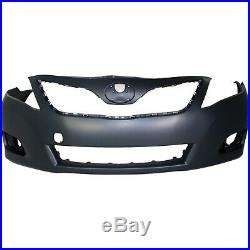 Bumper Kit For 2010-2011 Toyota Camry Front For Models Made In Japan 2Pc
