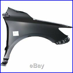 Bumper Kit For 2011-2013 Toyota Corolla Front For Models Made In Japan 2Pc