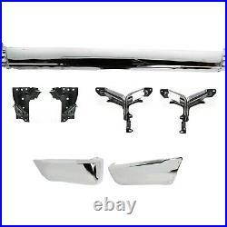 Bumper Kit For 96-98 Toyota 4Runner 7pc