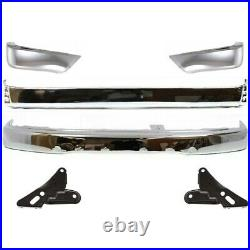 Bumper Kit For 99-2002 Toyota 4Runner Front and Rear 6pc