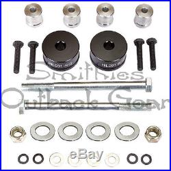 Diff Drop Kit Toyota Hilux 2005 On Ifs Models Suspension With Long Travel Shocks