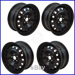 Dorman Steel Wheel Rim 16in Kit Set of 4 for Pontiac Vibe Toyota Corolla Matrix
