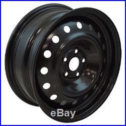 Dorman Steel Wheel Rim 16inch Kit Pair for Pontiac Vibe Toyota Corolla Matrix