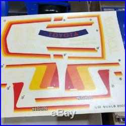 EIDAIGRIP TOYOTA Celica LB2000 GT 1/20 Model Kit F/S #12223
