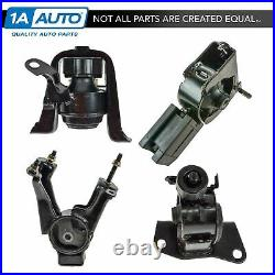 Engine Motor & Transmission Mount Set Kit for Pontiac Vibe Toyota Corolla Matrix