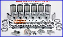 Engine Rebuild Kit Toyota 1hz Motor Early Models Up To 12/97 Build