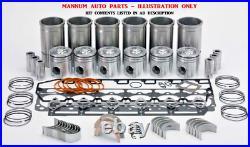 Engine Rebuild Kit Toyota 1hz Motor Late Models 1998 On Build