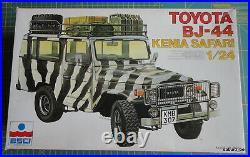 Esci 1/24 Toyota Bj-44 Kenia Safari 3030