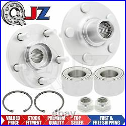 FRONT(Qty. 2) New Wheel Hub Assembly For 2003-2008 Pontiac Vibe AWD/FWD-Model