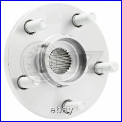 FRONT(Qty. 2) Wheel Hub Assembly For 2003-2018 Toyota Corolla SE XSE FWD-Model