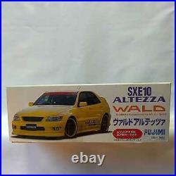 FUJIMI 1/24 ALTEZZA SXE10 WALD TOYOTA Altezza Wald Toyota Sports Sedan Fujimi