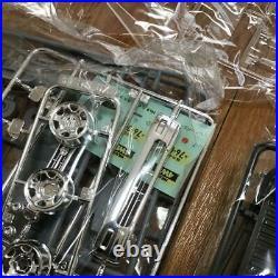 FUJIMI TOYOTA Hilux 4WD PICK UP SSR-X DOUBLE CAB 1/24 Model Kit #14463
