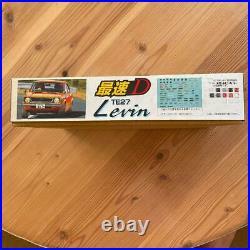FUJIMI TOYOTA LEVIN TE27 1/24 Model Kit #14363
