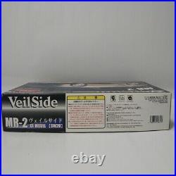 FUJIMI TOYOTA VeilSide MR-2 CI MODEL SW20 1/24 Unassembled Resin cast withBox