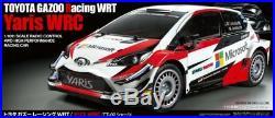 Fast Charge Steerwheel Deal Tamiya 58659 Toyota Yaris Gazoo WRT TT-02 RC Kit
