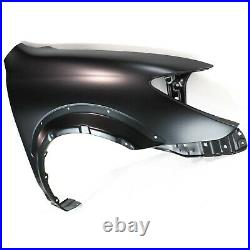 Fender For 03-08 Pontiac Vibe Front Right Primed Steel CAPA with Molding Holes