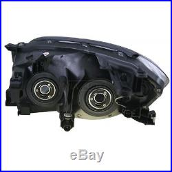 Front Headlights Headlamps L&R Pair Set for 06-08 Toyota Rav4 Rav-4 Sport Model