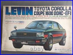 Fujimi 1/24 Toyota Corolla Coupe Levin TE71 1600 DOHC-EFI Motorized Things