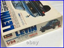 Fujimi 1/24 Toyota Corolla Coupe Levin Te71 1600 Dohc-Efi 2Tg Motorized Things