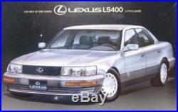 Fujimi 1/24 Toyota Lexus LS 400 model kit From Japan F/S