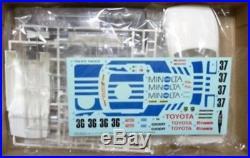 Fujimi 1/24 Toyota Minolta Toms Supra 3.0 Turbo A model kit From Japan F/S
