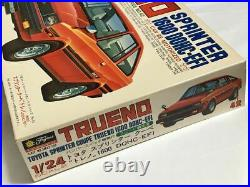 Fujimi 1/24 Toyota Sprinter Coupe Trueno Te71 1600 Dohc-Efi 2Tg Motorized
