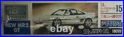 Fujimi #18015 1/24 Toyota MR2 GT 2dr H. T. Vintage Very Rare