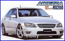 Fujimi ID-20 1/24 Toyota ALTEZZA RS200 from Japan Very Rare