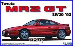 Fujimi ID-40 Toyota MR2 (SW20) 1993 1/24 Scale Kit