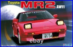 Fujimi ID110 Toyota MR2 AW11 Plastic Model Kit from Japan NEW