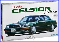 Fujimi ID4 TOYOTA Celsior C-Type'89 Plastic Model Kit from Japan NEW