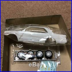 Fujimi TOYOTA CROWN 2.0 SUPERCHARGER GS131 1/24 Model Kit Vintage #11516