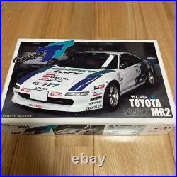 Fujimi TOYOTA SW20 MR2 Garage TT 1/24 Model Kit #17002
