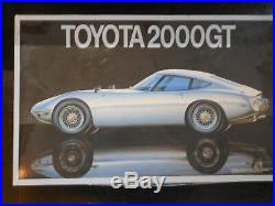 Fujimi Toyota 2000GT 1/16 scale model Enthusiast Model