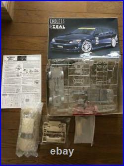 Fujimi Toyota Altezza Endless Zeal 1/24 Model Kit #14011