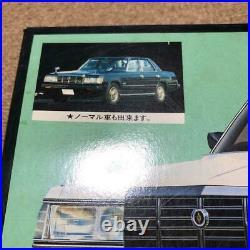 Fujimi Toyota CROWN 2800 DOHC 1/24 Model Kit Vintage #11972