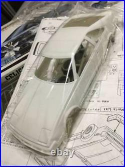 Fujimi Toyota Celica 2.8GT Twin-Cam 24 1/24 Model Kit #14596