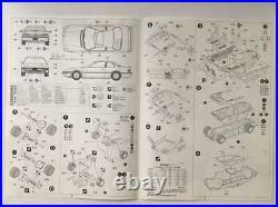 Fujimi Toyota Prelude 2.0Si 1/24 Model Kit